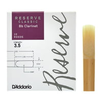 DAddario Woodwinds : Reserve Clarinet Classic 3,5