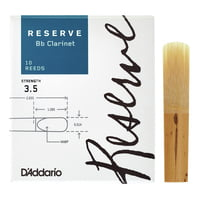 DAddario Woodwinds : Reserve Clarinet 3,5