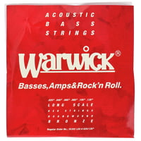 Warwick : Acoustic Bass Strings 6 25-135