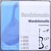 Antonio Pinto Carvalho : Bandoloncelo / Mandoloncello