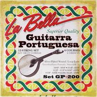 La Bella : GP200 Guitarra Portuguesa