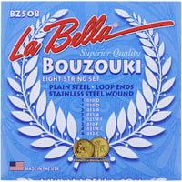 La Bella : BZ508 Greek Bouzouki Strings