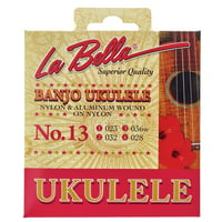 La Bella : 13 Banjo Ukulele Strings
