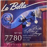 La Bella : 7780 Double Bass Strings 3/4