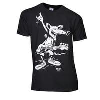 Rock You : T-Shirt Bass Rat L