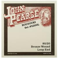 John Pearse : 5200L Bouzouki Strings