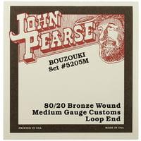 John Pearse : 5205M Bouzouki Strings