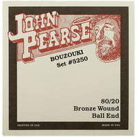John Pearse : 5250S Bouzouki Strings
