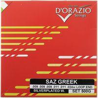 Dorazio : 500G Greek Saz Strings