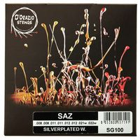 Dorazio : SG100 Saz Strings Medium
