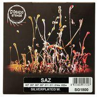 Dorazio : SG1800 Saz Strings Extra Light