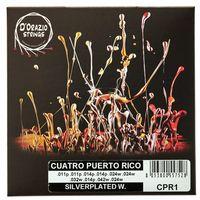 Dorazio : CPR1 Cuatro Puerto Rico