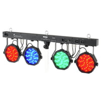 Stairville : CLB2.4 Compact LED Par System