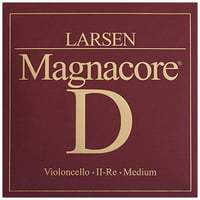 Larsen : Magnacore Cello D Medium 4/4