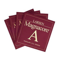 Larsen : Magnacore Cello Strings Medium