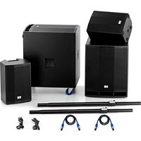 the box : CL 108/115MKII Power Bundle