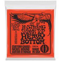 Ernie Ball : 2624 Skinny Top Heavy Bottom