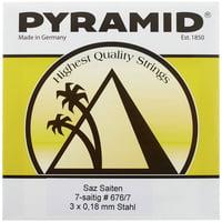 Pyramid : SAZ 676/7