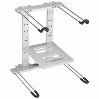 Adam Hall : SLT 006S Laptop Stand silver