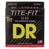 DR Strings : Jazz Tite Fit 12-52
