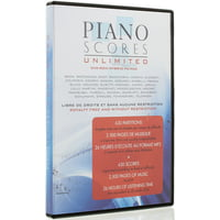 Prodipe : Piano Scores Unlimited V1