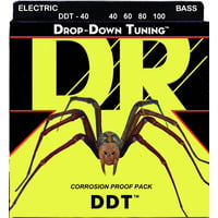 DR Strings : Drop-Down Tuning 40-100