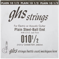 GHS : Boomers Single String 010\