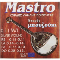 Mastro : Bouzouki 8 Strings 011 SP