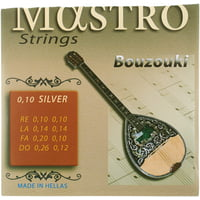 Mastro : Bouzouki 8 Strings 010 SP