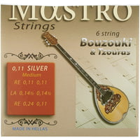 Mastro : Bouzouki 6 Strings 011 SP