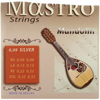Mastro : Mandolin 8 Strings 009 SP
