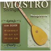 Mastro : Tampoura 7 Strings 008 SP