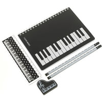 Music Sales : Large Writing Set Keyboard