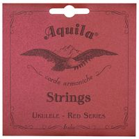 Aquila : 83U Red Series Soprano Set