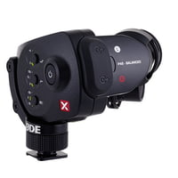 Rode : Stereo VideoMic X