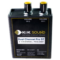 KandK : Dual Channel Pro Preamp ST