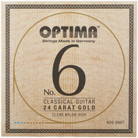 Optima : No.6 Gold Strings Nylon High