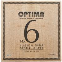 Optima : No.6 Silver Strings NylonHigh