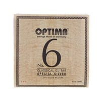 Optima : No.6 Silver Strings Nylon Med