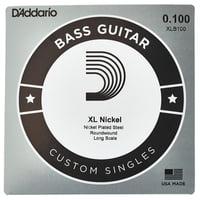 Daddario : XLB100 Bass XL Single String