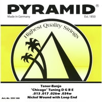 Pyramid : Chicago Tuning Banjo Set