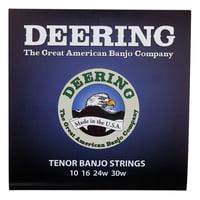 Deering : Tenor Banjo Set