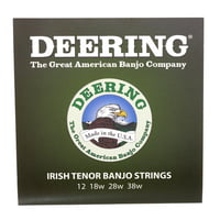 Deering : Irish Tenor Banjo Set