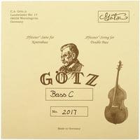 Conrad Götz : Pfitzner Gut String C