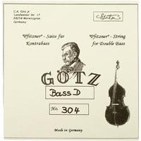 Conrad Götz : Pfitzner Gut String D