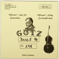 Conrad Götz : Pfitzner Gut String E SW