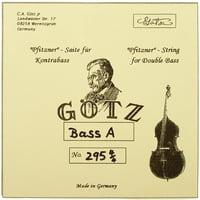 Conrad Götz : Pfitzner String Gut A SW