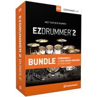Toontrack : EZ Drummer 2 EZX Bundle