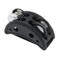 Meinl : CFJS2S-BK Foot Tambourine