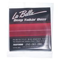 La Bella : 760FHBB Beatle Bass Set